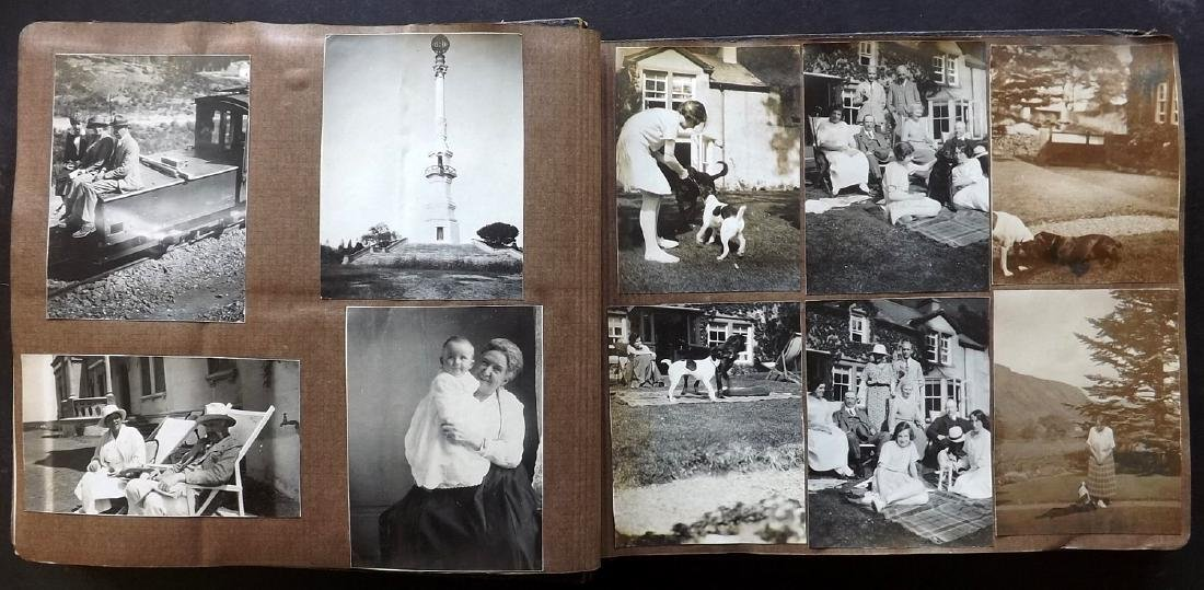 Photo Albums C1920's/30's Group of 5. Many Photos - 7