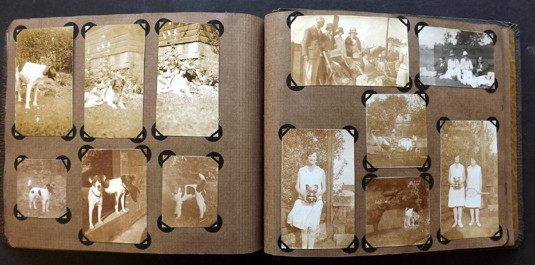Photo Albums C1920's/30's Group of 5. Many Photos - 8