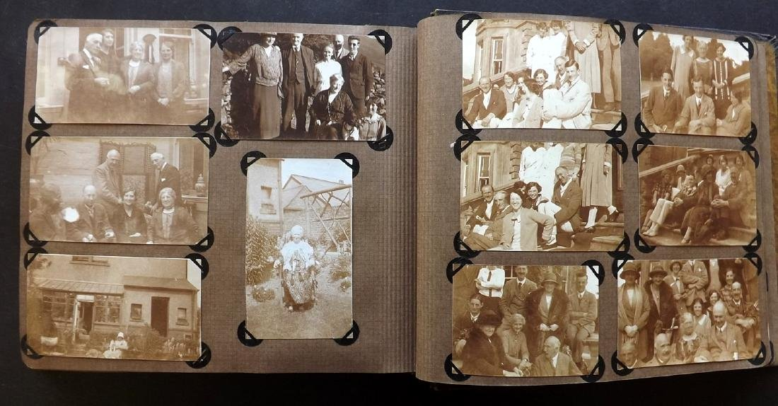 Photo Albums C1920's/30's Group of 5. Many Photos - 9