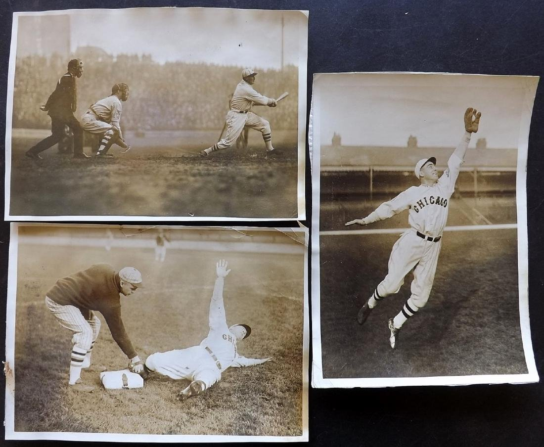 Photographs - Baseball 1925 Chicago White Sox, New York