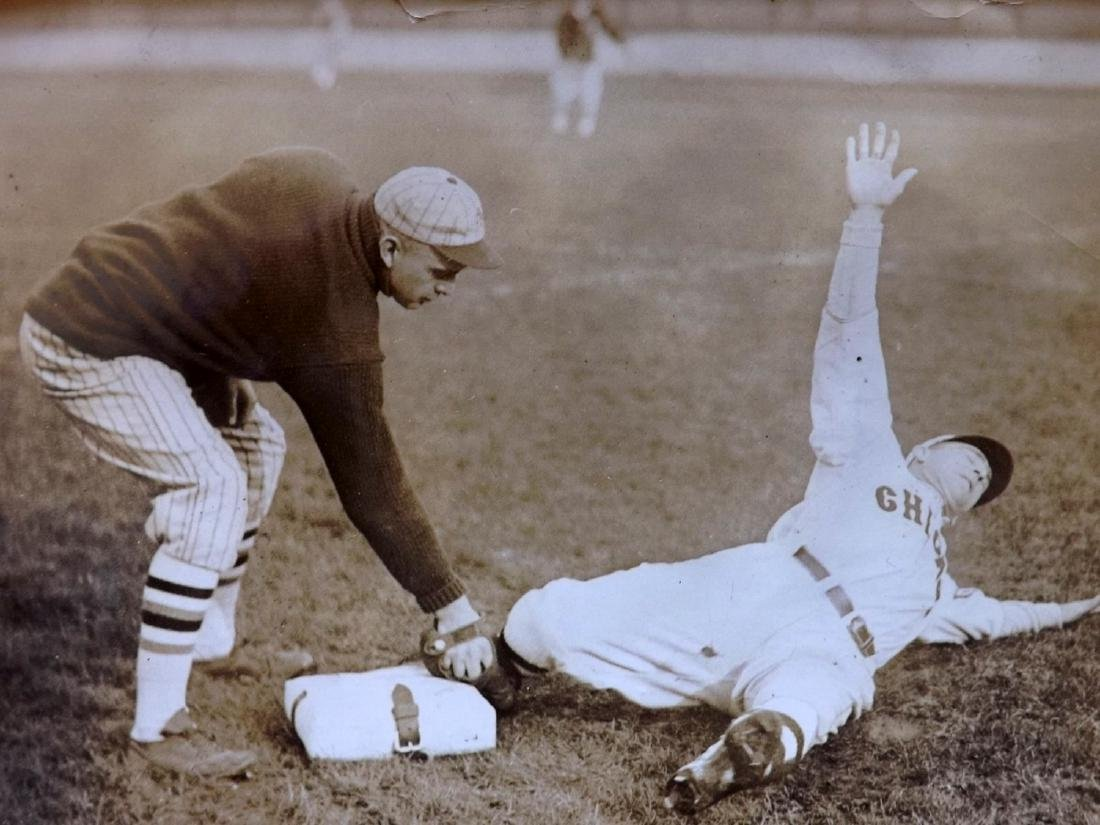 Photographs - Baseball 1925 Chicago White Sox, New York - 3