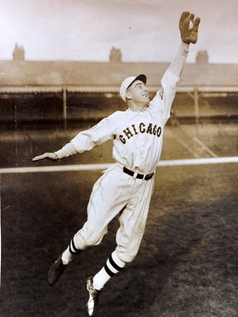 Photographs - Baseball 1925 Chicago White Sox, New York - 4