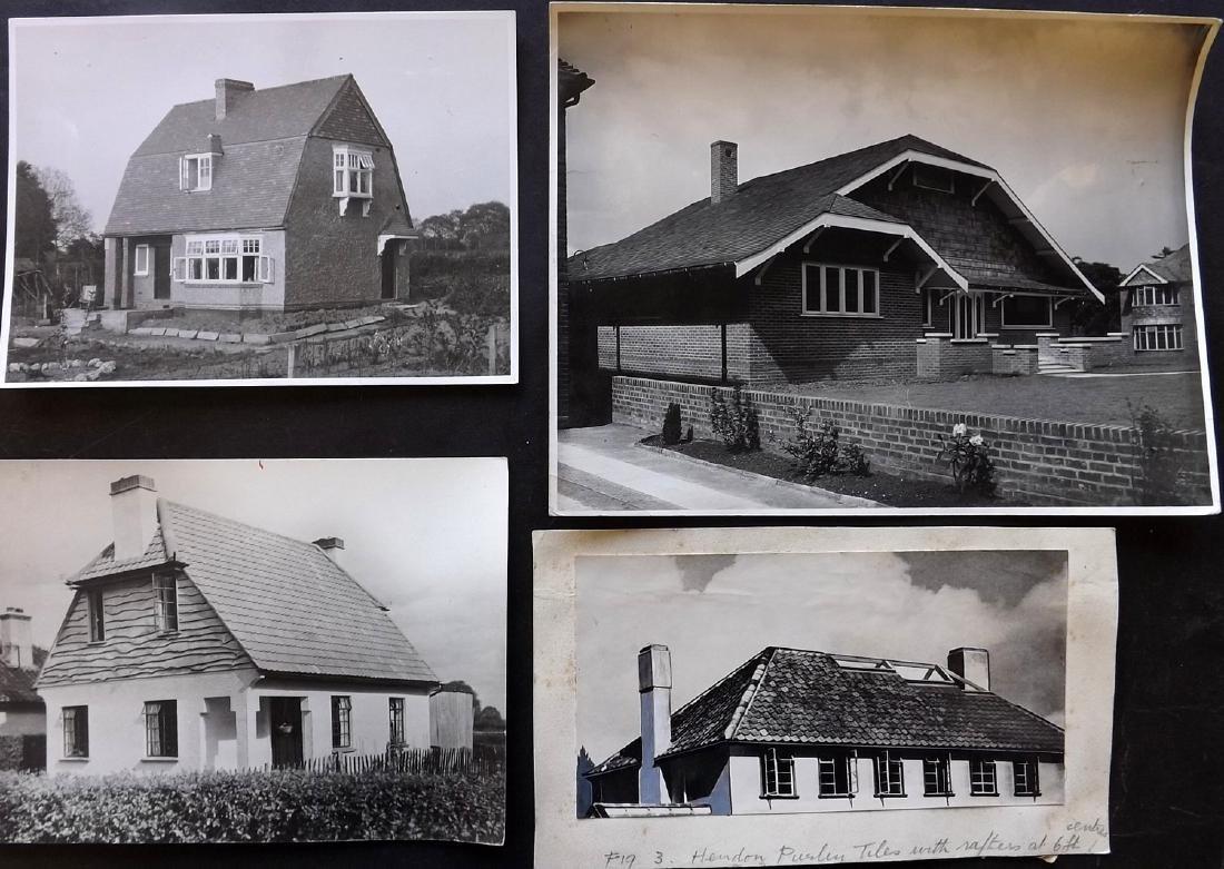Photographs - Estate Agents, UK. 1960's Lot of 150 - 4