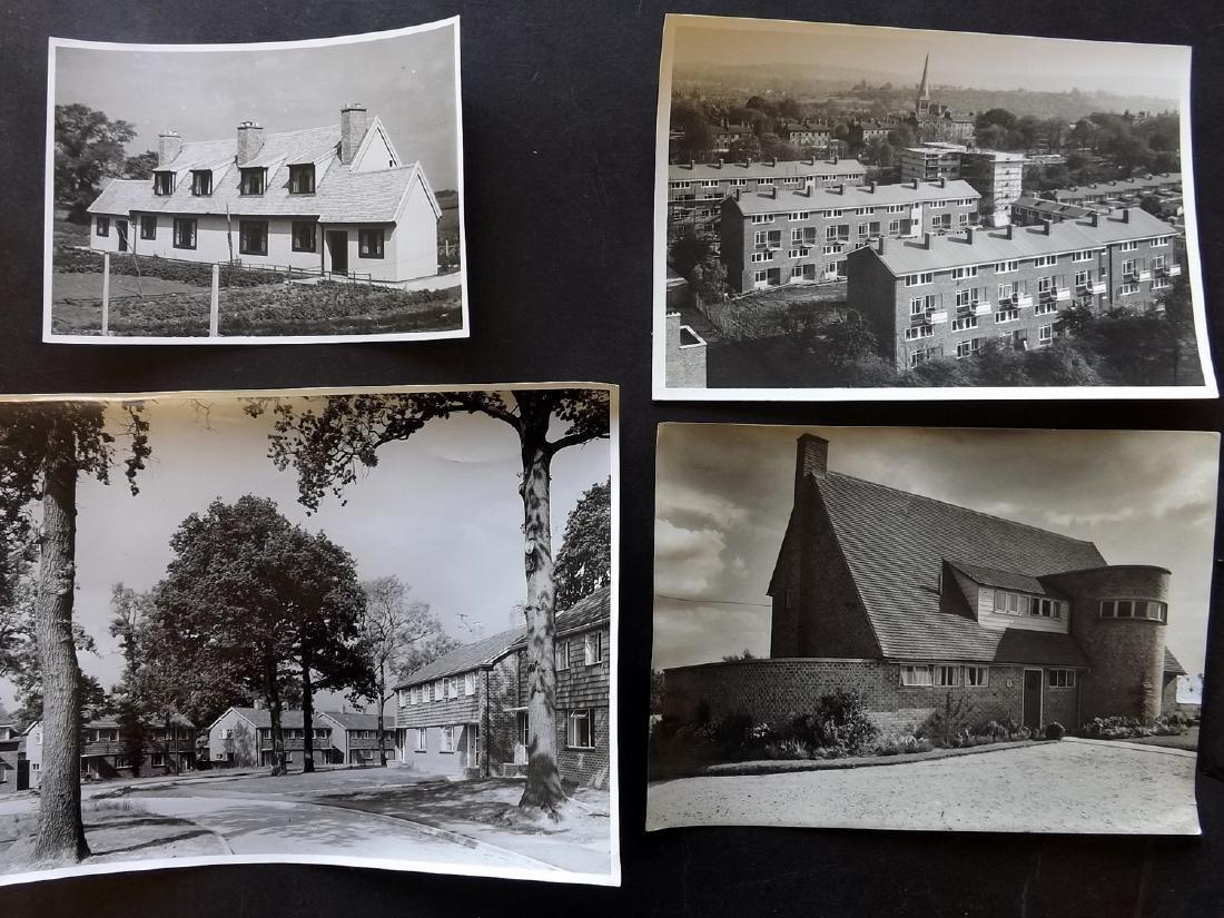 Photographs - Estate Agents, UK. 1960's Lot of 150 - 5