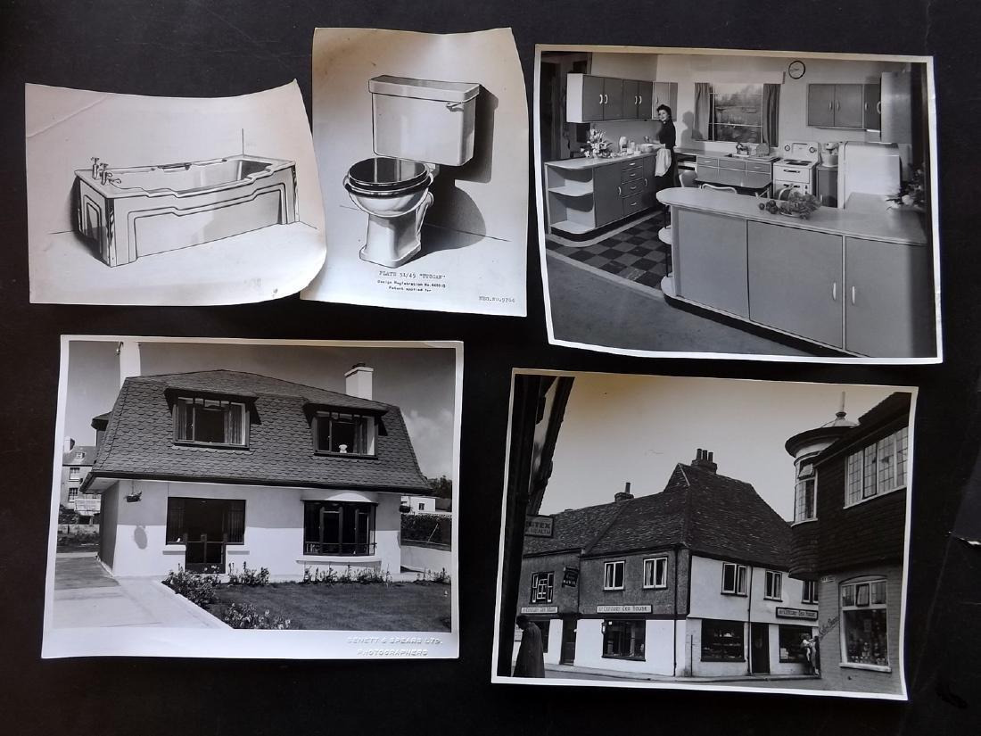 Photographs - Estate Agents, UK. 1960's Lot of 150 - 6