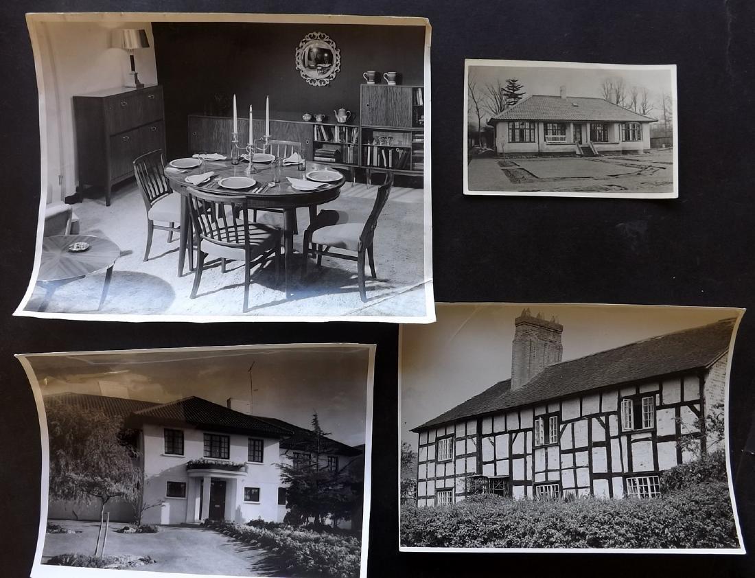 Photographs - Estate Agents, UK. 1960's Lot of 150 - 7