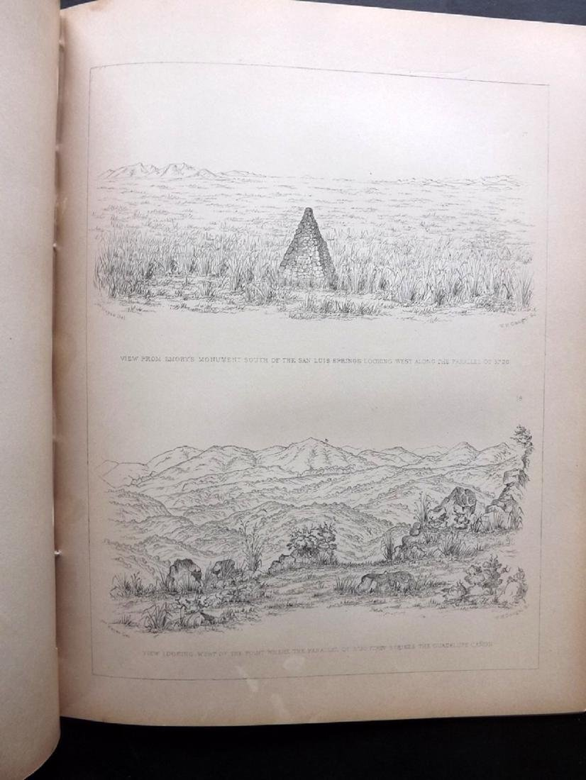 California 1857 Lot of 12 Sheets of Etchings - 3