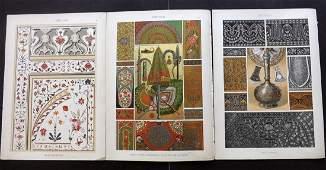 Dolmetsch Heinrich 1912 Indian 3 Design Prints