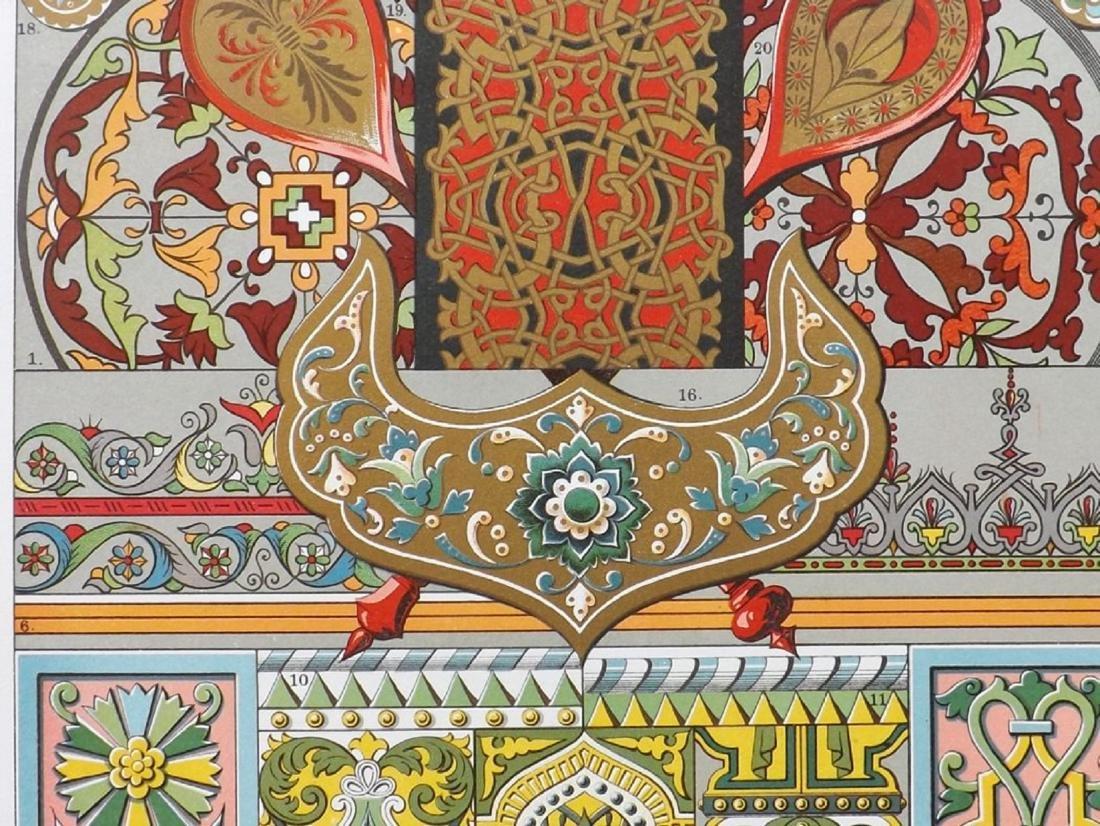 Dolmetsch, Heinrich 1912 Russian, 3 Design Prints - 2
