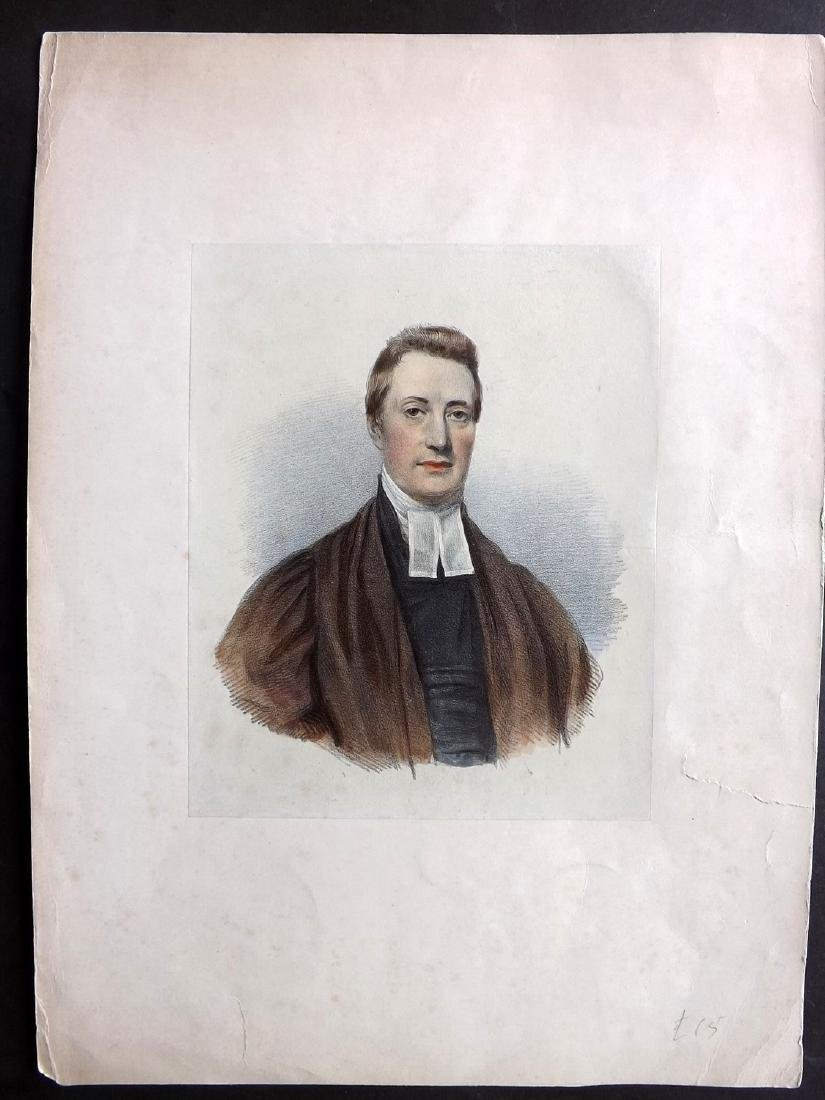 Mixed Prints 18th-19th Century. Lot of 30. Large Format - 3