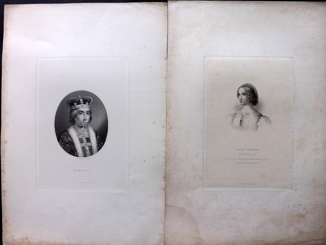 Mixed Prints 18th-19th Century. Lot of 30. Large Format - 6