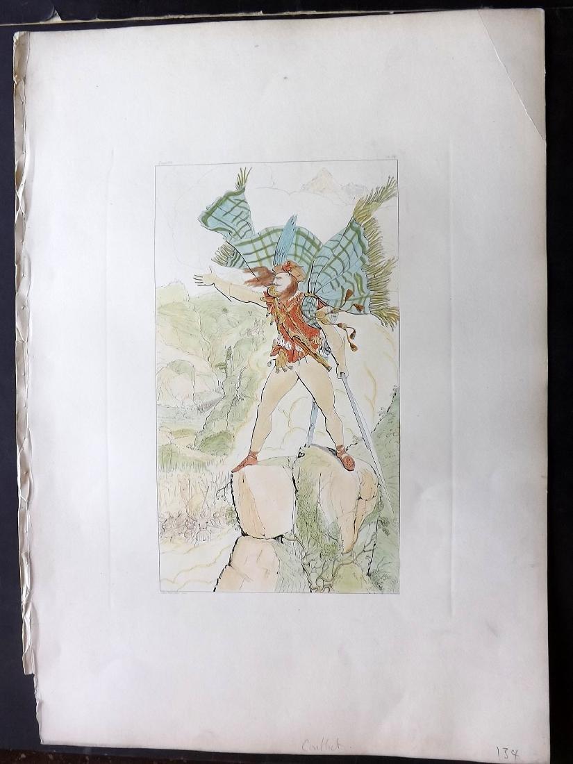 """Stuart 1892 LG Costume Print. """"Conflict: Katheran"""" 04"""