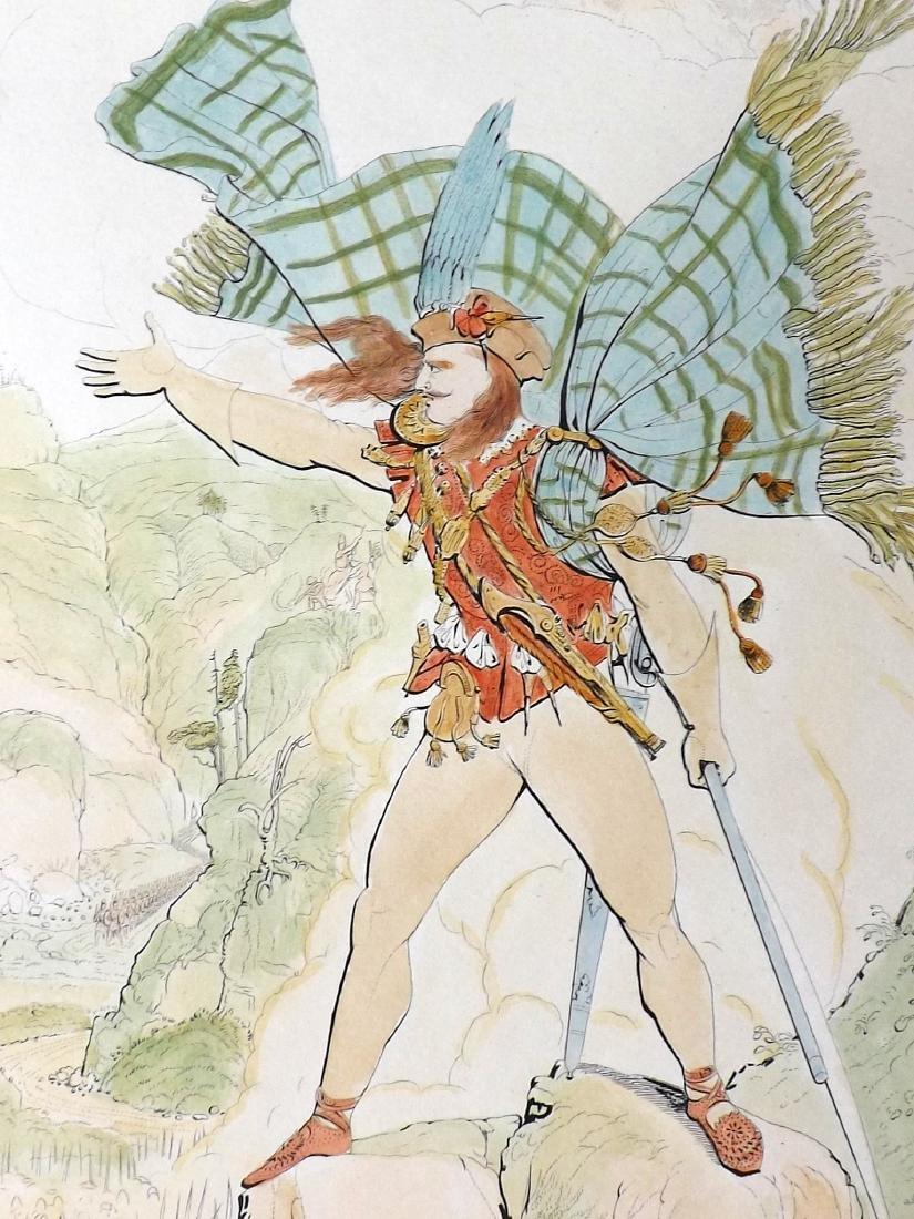 """Stuart 1892 LG Costume Print. """"Conflict: Katheran"""" 04 - 2"""