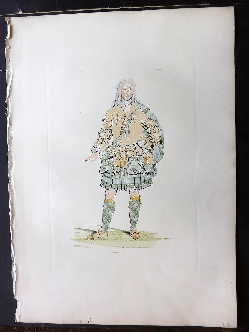 Stuart 1892 LG Scottish Print. Kenneth Lord Duffus 11
