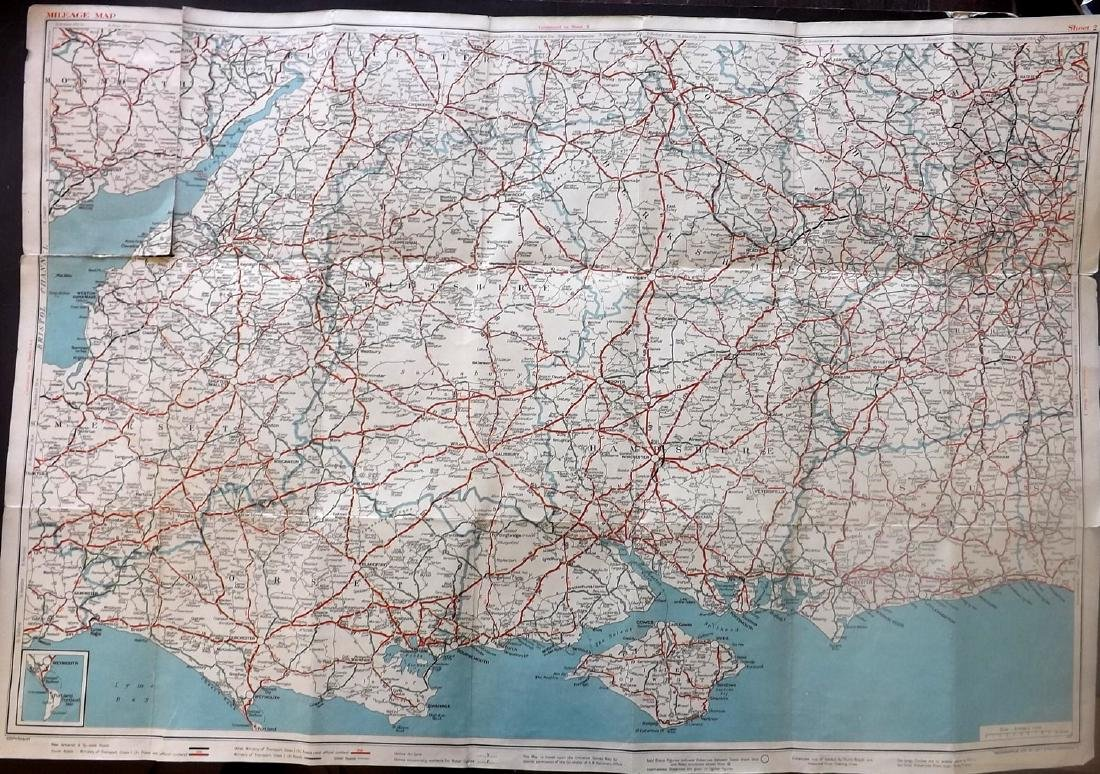 Maps 18th-19th Century. Mixed Lot of 23 - 6