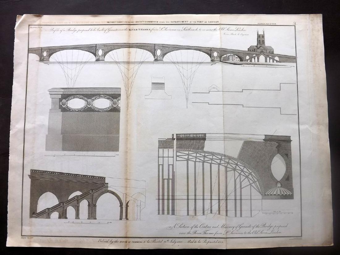 London 1803 LG Architecture Designs (4) Bridges - 5