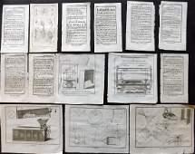 Pluche Noel Antoine 1756 Science  Calligraphy