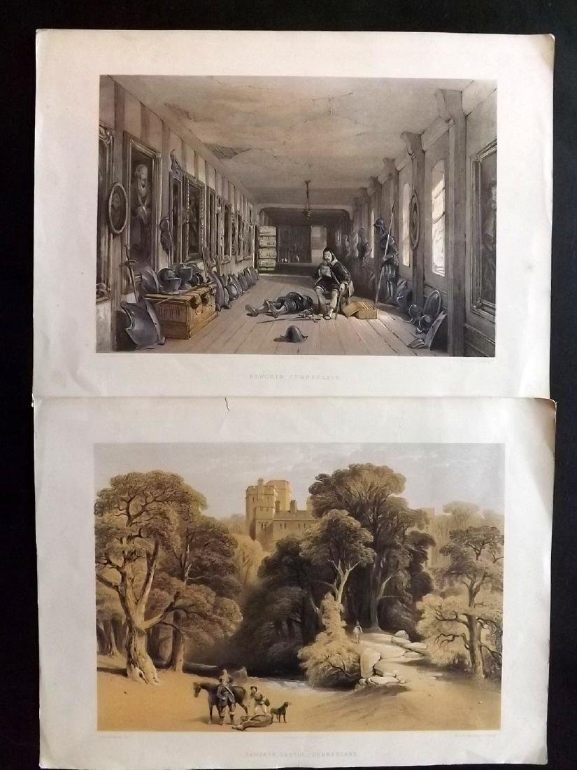 British Views & Maps 19th Century Lot of 11 - 3