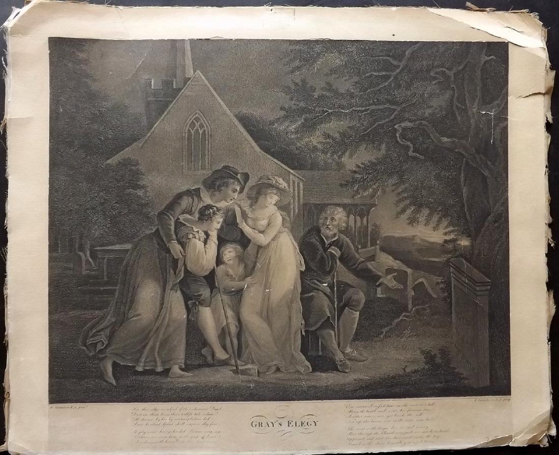 Bartolozzi, Francesco after William Hamilton 1799 Print