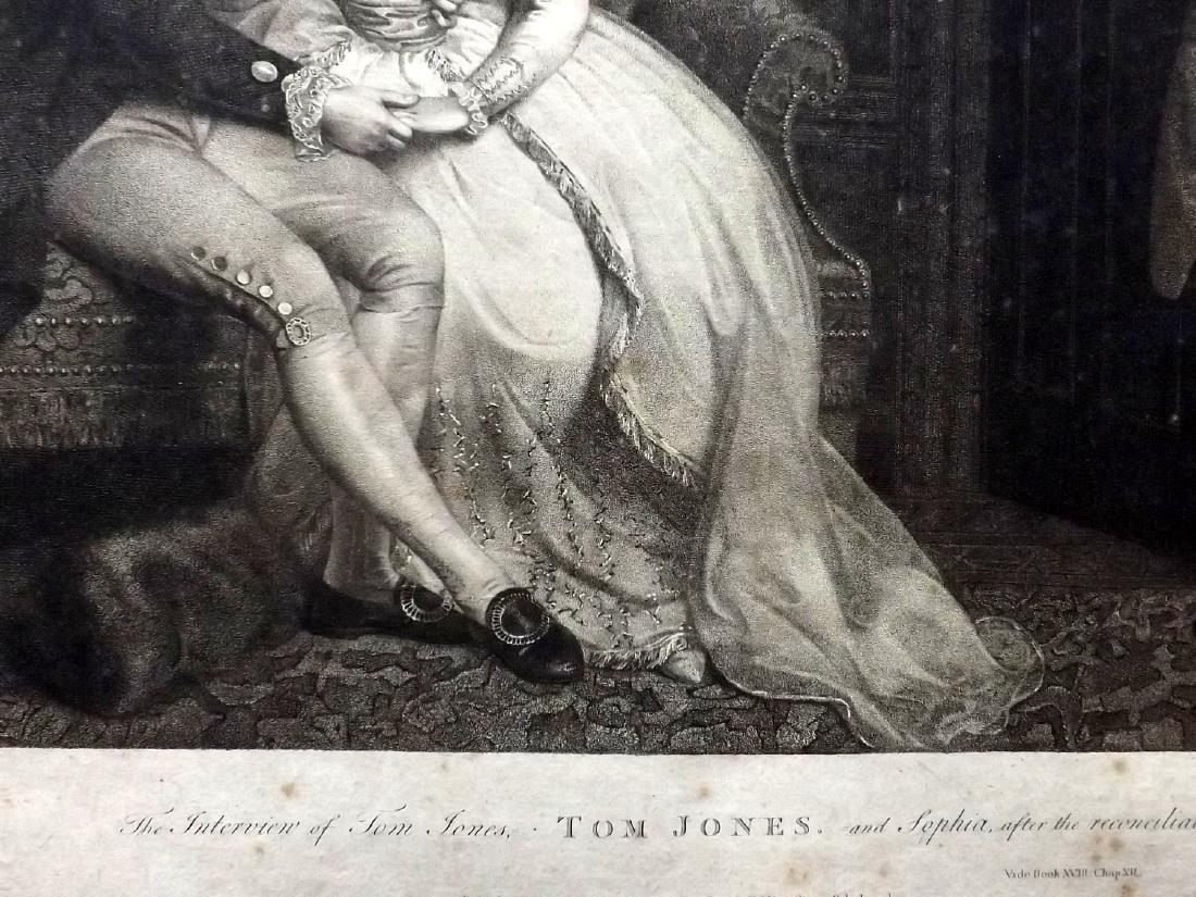 Boydell Shakespeare Gallery 1789 LG Print. Tom Jones - 2