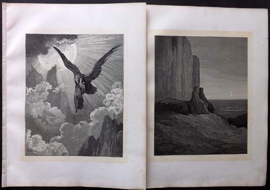 Dore, Gustave C1880 Lot of 49 Large Prints - 3
