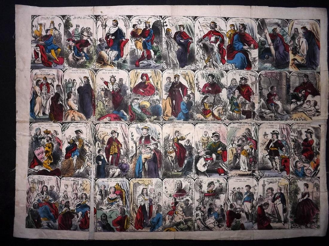 Mixed Folio Prints 18th-19th Century Lot of 30. Faults - 2
