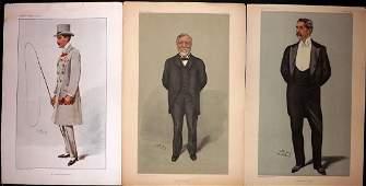 Vanity Fair Prints 1899-1907 Americans (3)