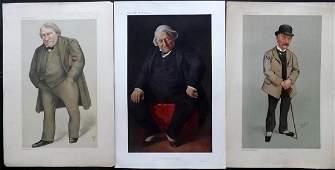 Vanity Fair Prints 1879-1910 Literary (3) Thomas Hardy