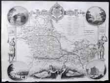 Moule Thomas C1838 British Map Berkshire