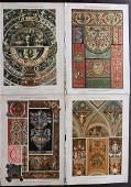 Dolmetsch Heinrich 1895 Lot of 4 Italian Renaissance