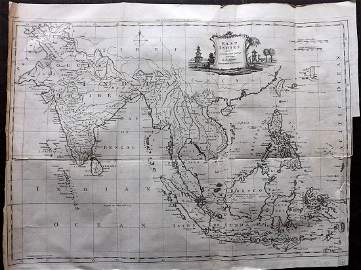 Kitchin, Thomas 1785 Antique Map of The East Indies