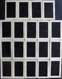 Mozley (Pub) 1857 Set of 19 Astronomy Constellations