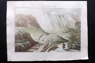 Bradford, William 1809 HC Print. View in Spain