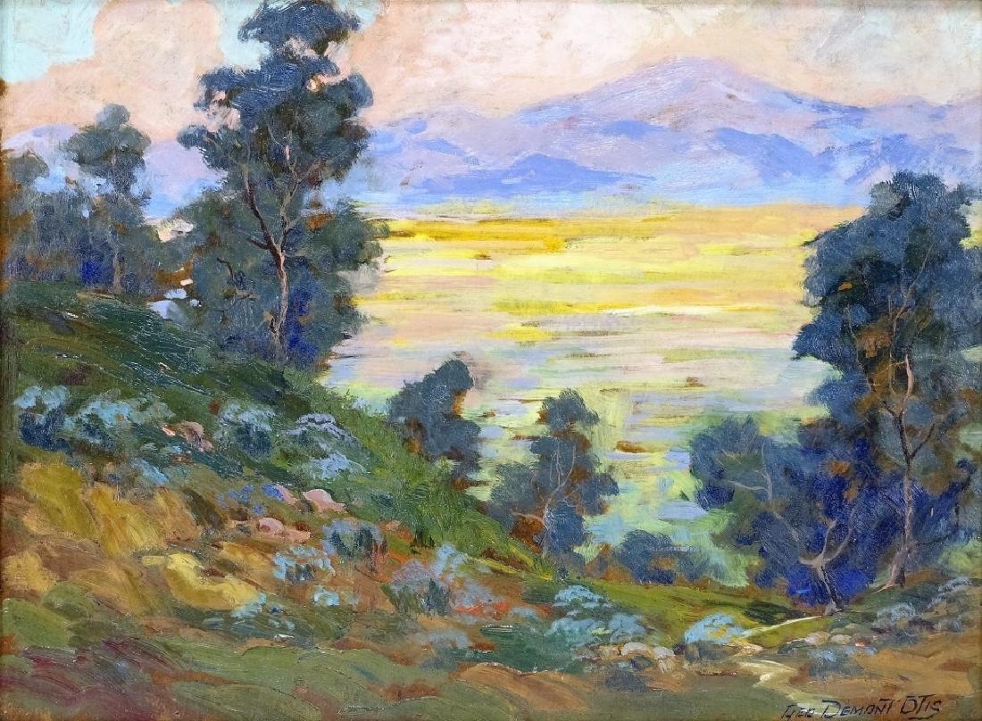 Attrib. George Demont Otis Impressionist Painting - 3