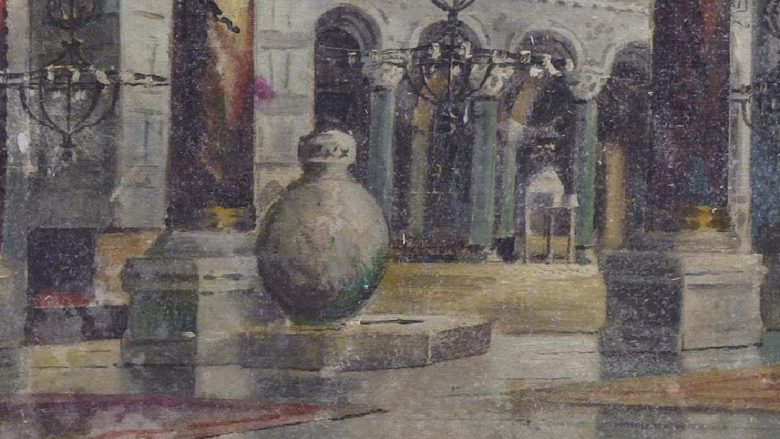 Wladimir Konstanivoch Petroff Painting of Mosque - 3