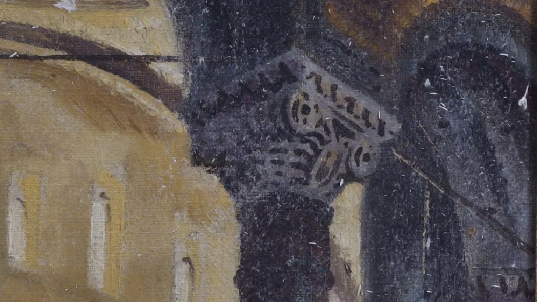 Wladimir Konstanivoch Petroff Painting of Mosque - 5