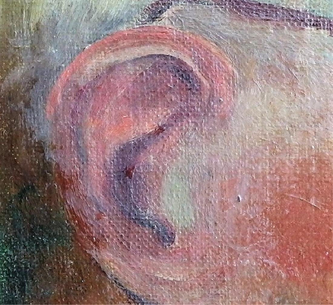 Attrib. Wojciech Weiss Portrait Painting of Man - 3
