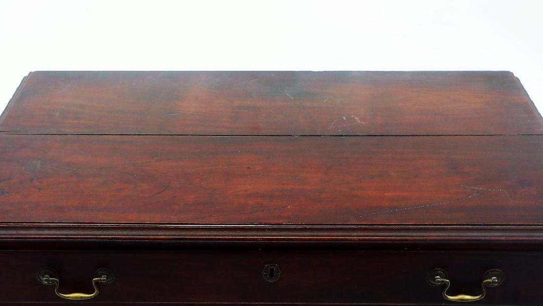 18C. New England Graduated Four Drawer Chest - 2