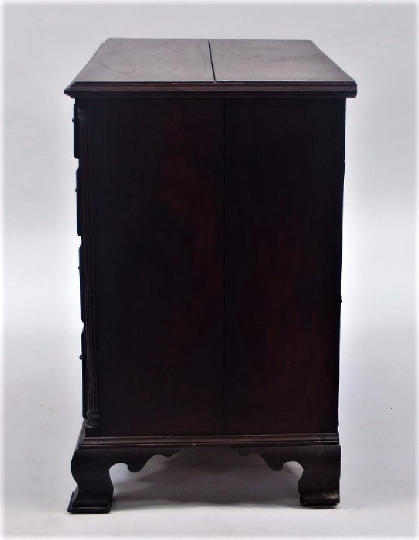 18C. New England Graduated Four Drawer Chest - 5