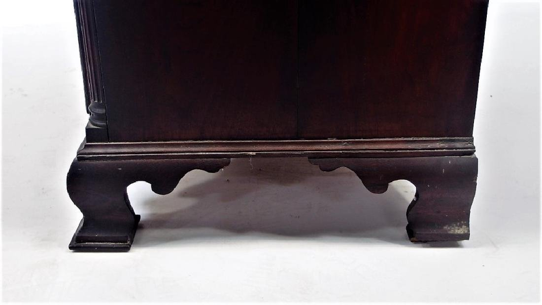 18C. New England Graduated Four Drawer Chest - 6