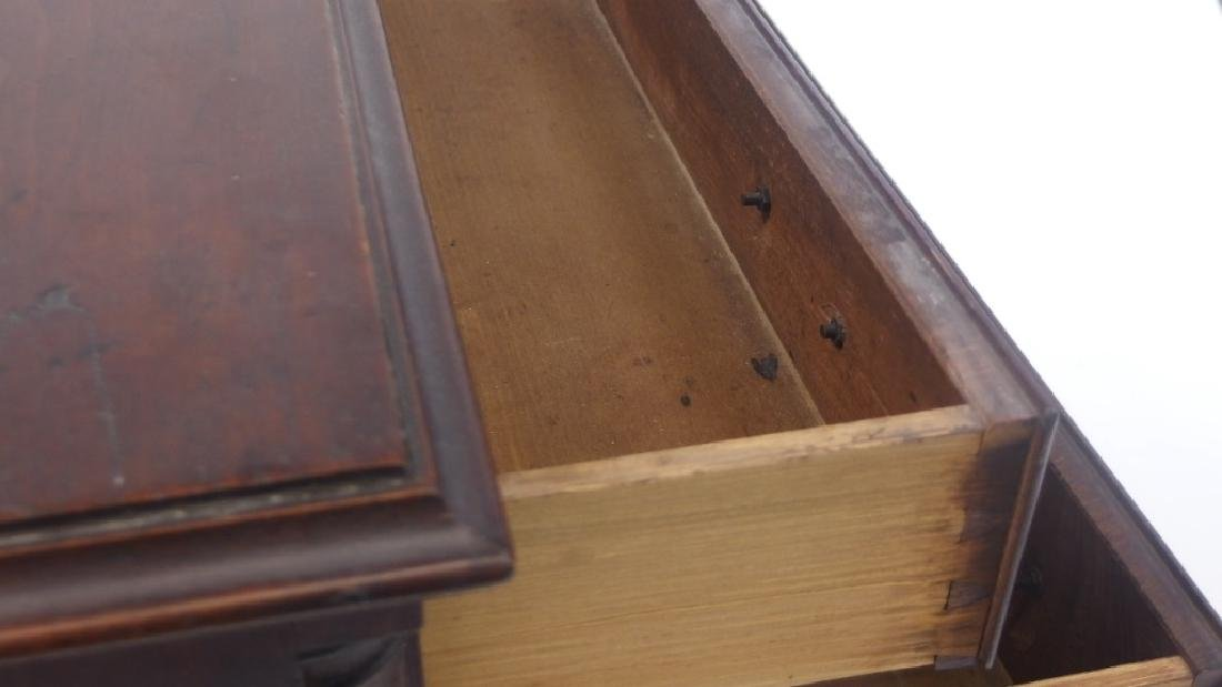 18C. New England Graduated Four Drawer Chest - 8
