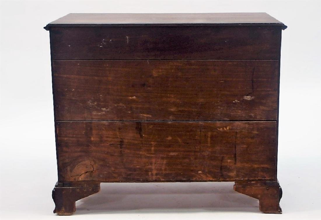 18C. New England Graduated Four Drawer Chest - 9