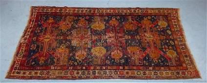 Antique Middle Eastern Tribal Carpet Rug