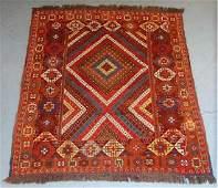Middle Eastern Persian Caucasian Tribal Carpet Rug