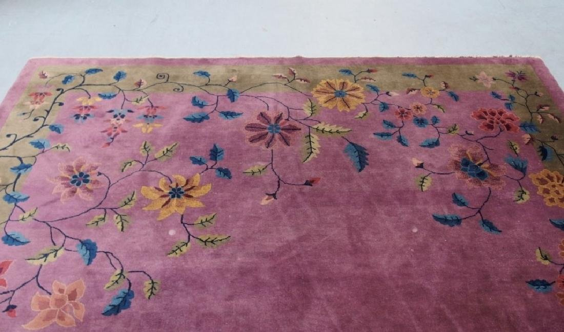 LG C.1930 Chinese Pictorial Rug - 3
