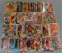 Silver Bronze Comic Group w Iron Man 128 CBCS 96