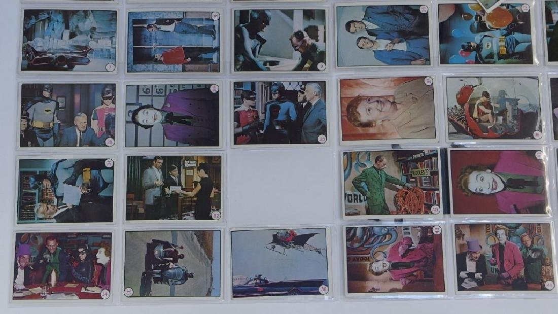 1966 Topps Batman Bat Laffs Trading Card Set - 4