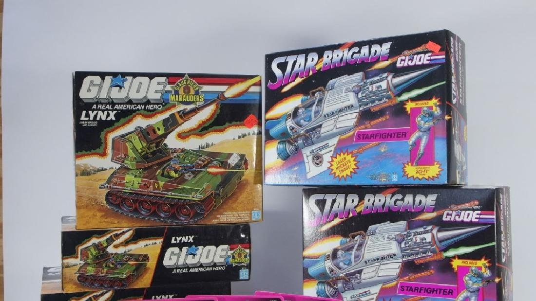 13 Hasbro ARAH G.I Joe Figures & Vehicles - 2