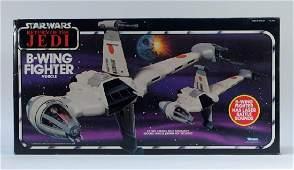 1983 Star Wars ROTJ BWing Fighter Vehicle MISB