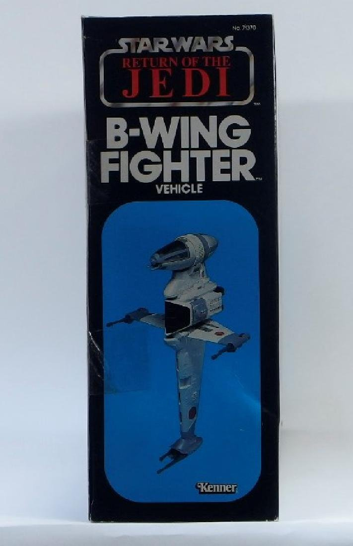 1983 Star Wars ROTJ B-Wing Fighter Vehicle MISB - 4